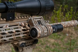 PLS-1 Light Mount SpeedLight Tactical Light