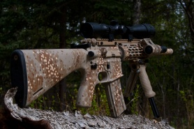 Wolf Rifle Project 2
