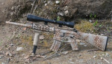 Wolf Rifle Project 9
