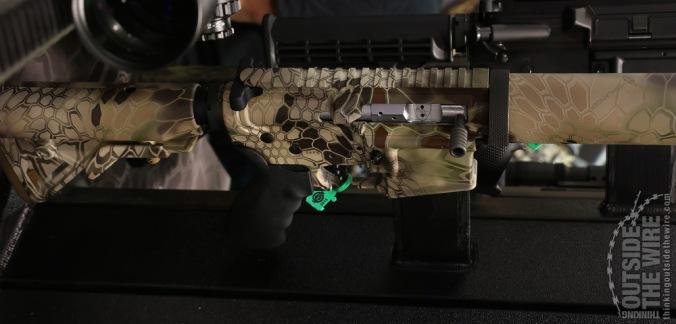 AA Side Charging 6.5 Grendel Hunter