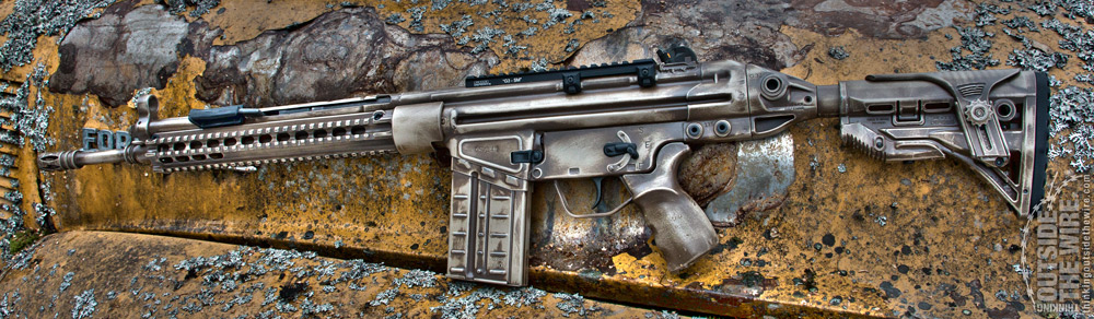 Upgrading HK G3/HK-91 style rifles | Thinking Outside the Wire